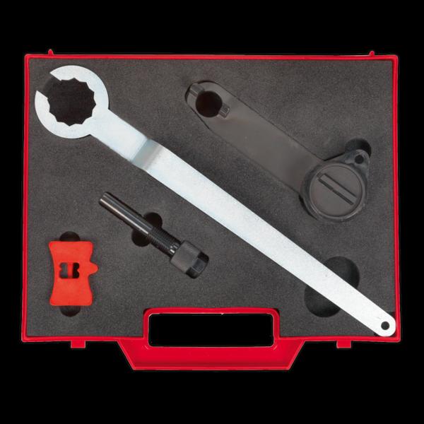 Sealey VS5140 Petrol Engine Setting/Locking Kit - VAG 1.0 - Belt Drive Thumbnail 2