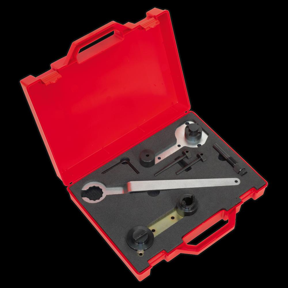 Sealey VS5145 Petrol Engine Setting/Locking Kit VAG 1.2, 1.4 TSi Belt Drive