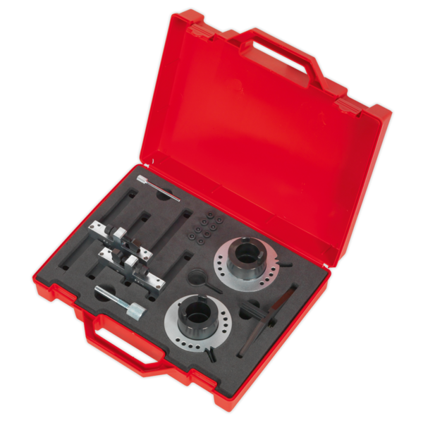 Sealey VS5150 Petrol Engine Setting/Locking Kit Ford 1.0 EcoBoost Belt Drive Thumbnail 3