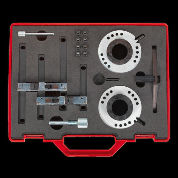 Sealey VS5150 Petrol Engine Setting/Locking Kit Ford 1.0 EcoBoost Belt Drive Thumbnail 2