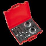 Sealey VS5150 Petrol Engine Setting/Locking Kit Ford 1.0 EcoBoost Belt Drive