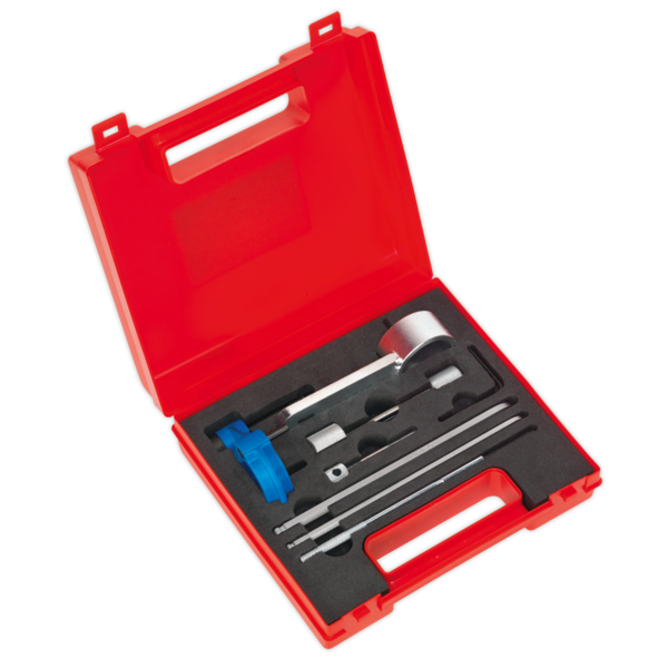 Sealey VS5170 Diesel Engine Setting/Locking Kit - VAG 1.4, 1.6, 2.0 Common Rail - Belt Drive Thumbnail 1