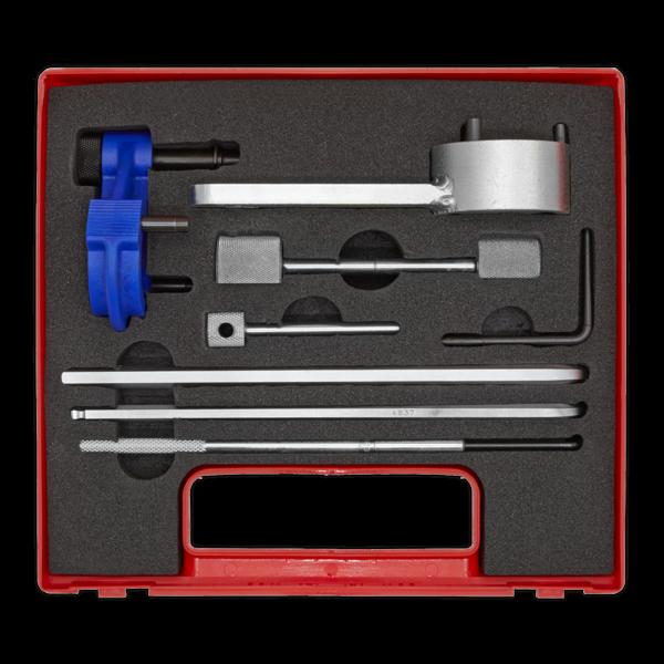 Sealey VS5170 Diesel Engine Setting/Locking Kit - VAG 1.4, 1.6, 2.0 Common Rail - Belt Drive Thumbnail 2