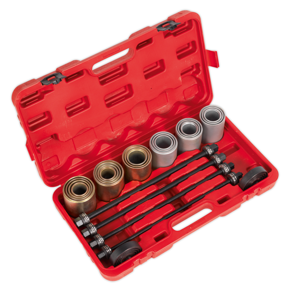 Sealey VS7023A Bearing & Bush Removal/Installation Kit 26pc