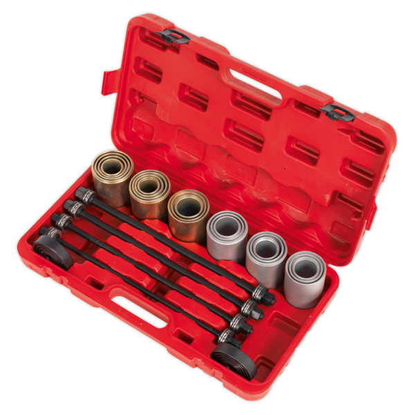 Sealey VS7023A Bearing & Bush Removal/Installation Kit 26pc Thumbnail 3