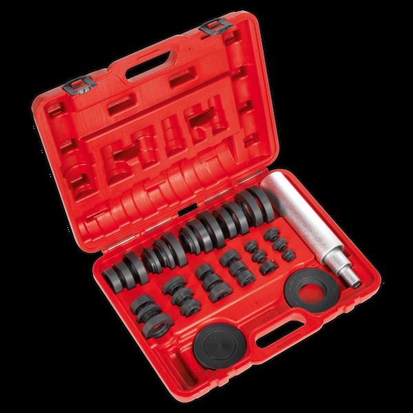 Sealey VS7024 Bearing & Seal Installation Kit 37pc Thumbnail 1