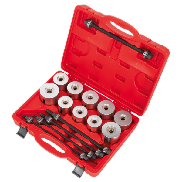 Sealey VS7026 Bearing & Bush Removal/Installation Kit 27pc Thumbnail 2