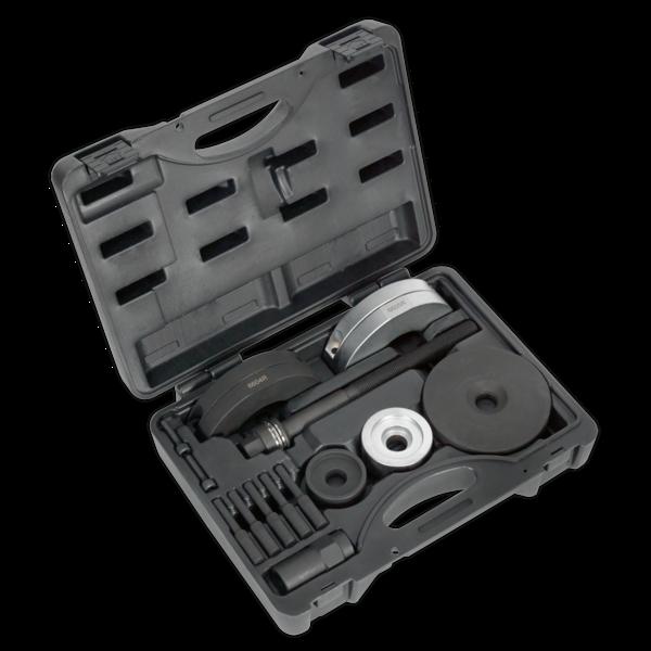 Sealey VS7028 Front Wheel Bearing GEN2 Removal/Installation Kit 66mm Thumbnail 1