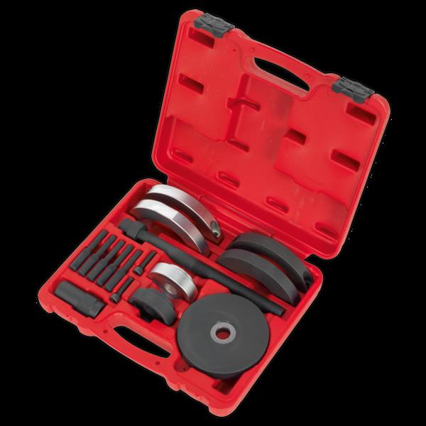 Sealey VS7029 Front Wheel Bearing GEN2 Removal/Installation Kit 72mm Thumbnail 2