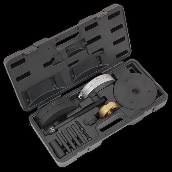 Sealey VS7030 Front Wheel Bearing GEN2 Removal/Installation Kit 78mm Thumbnail 1