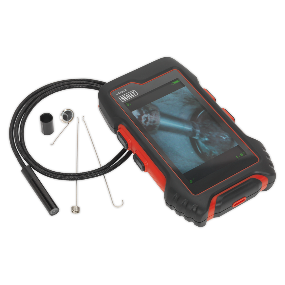 Sealey VS8222 Tablet Video Borescope Ø9mm Camera