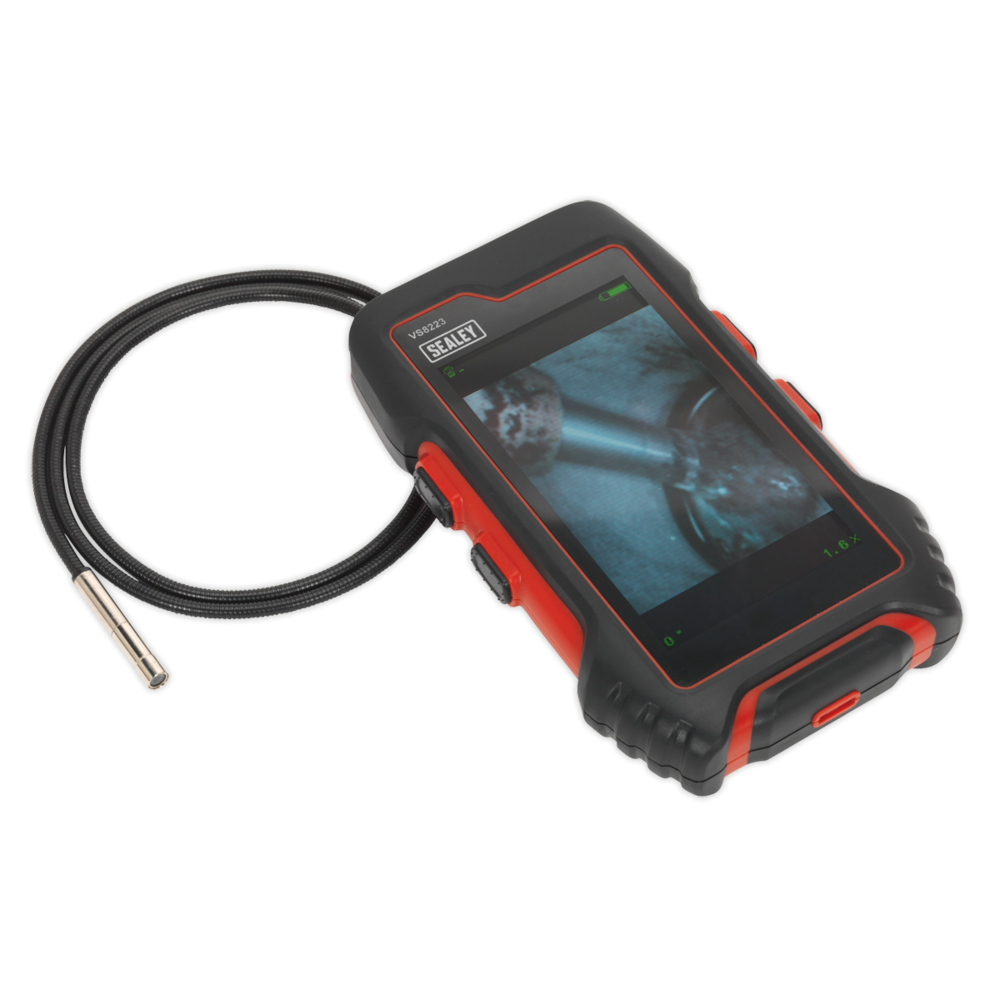 Sealey VS8223 Tablet Video Borescope Ø5.5mm Camera