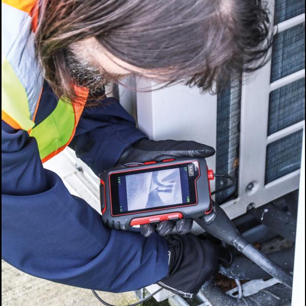 Sealey VS8223 Tablet Video Borescope Ø5.5mm Camera Thumbnail 8