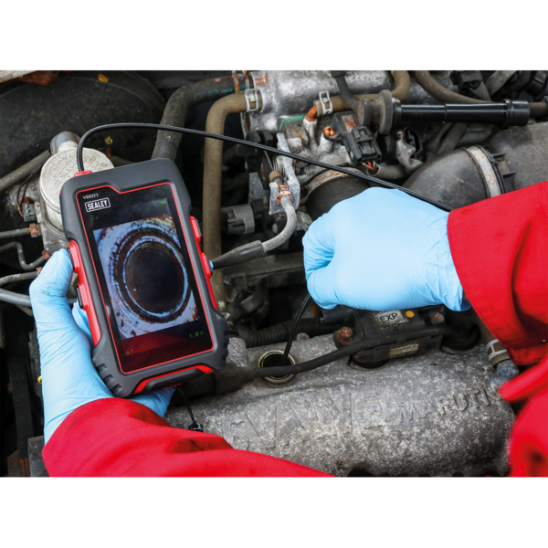 Sealey VS8223 Tablet Video Borescope Ø5.5mm Camera Thumbnail 7