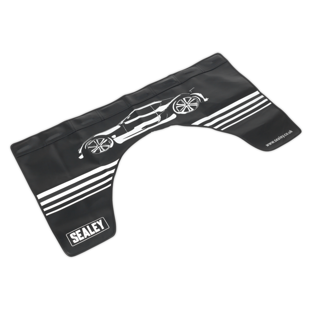 Sealey VS8503 Magnetic & Suction Grip Workshop Wing Cover