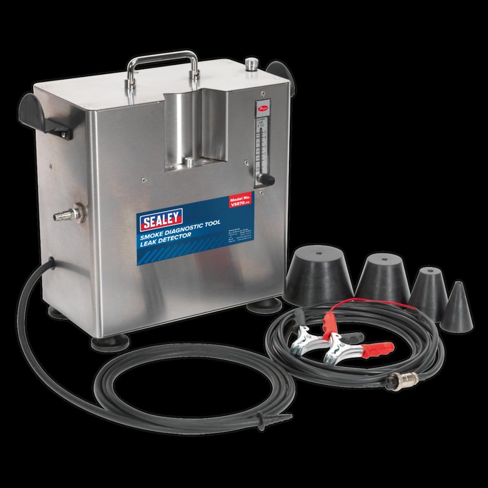 Sealey VS870 Smoke Diagnostic Tool Leak Detector