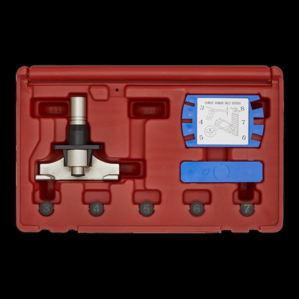 Sealey VSE120 Timing Belt Tensioner Tester Universal Thumbnail 2