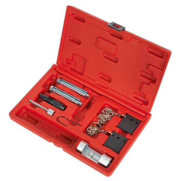 Sealey VSE2351 Diesel Engine Setting/Locking Kit - VAG 2.5D TDi V6 - Belt Drive Thumbnail 2