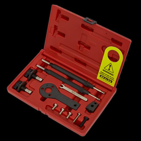 Sealey VSE2511A Petrol Engine Setting/Locking Kit - Alfa Romeo, Fiat, Lancia 1.2, 1.4 16v, 1.4 T-Jet - Belt Drive Thumbnail 2