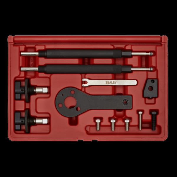 Sealey VSE2511A Petrol Engine Setting/Locking Kit - Alfa Romeo, Fiat, Lancia 1.2, 1.4 16v, 1.4 T-Jet - Belt Drive Thumbnail 3