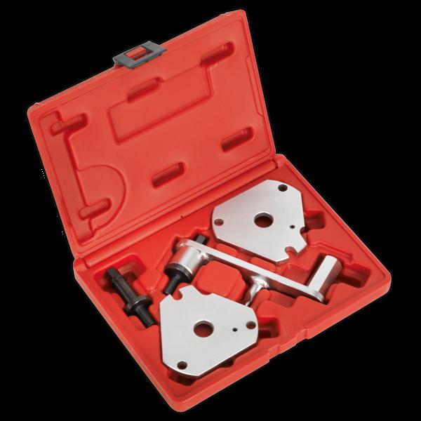Sealey VSE2513 Petrol Engine Setting/Locking Kit - Fiat, Lancia 1.6 16v - Belt Drive Thumbnail 1