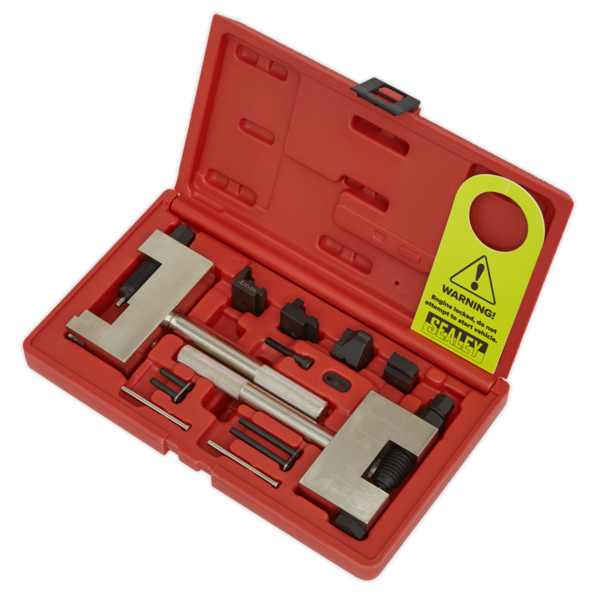 Sealey VSE4801 Diesel Engine Timing Chain Tool Kit - Mercedes, Chrysler, Jeep Thumbnail 3