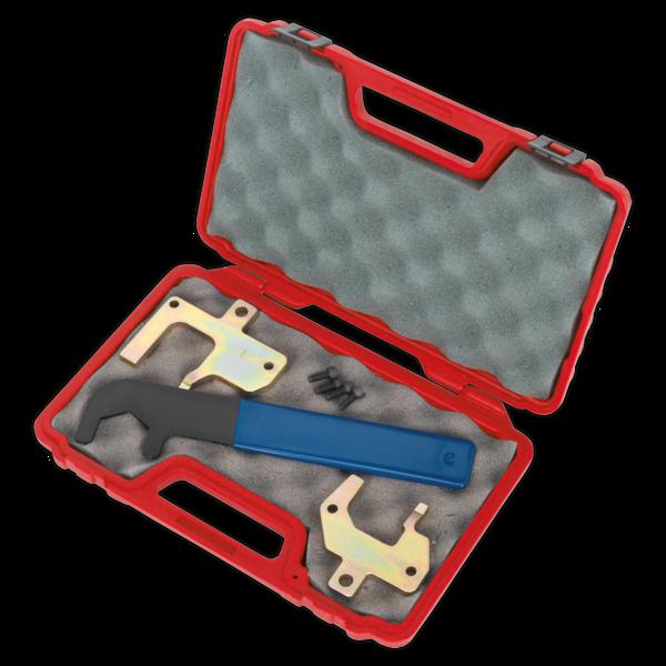 Sealey VSE4808 Camshaft Locking Kit - Mercedes Petrol Engines - Chain Drive Thumbnail 2