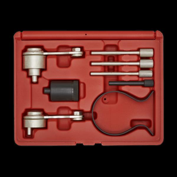 Sealey VSE5000A Diesel Engine Setting/Locking Kit - Land Rover, Jaguar, Citroen, Peugeot 2.7D, 3.0D - Belt Drive Thumbnail 3