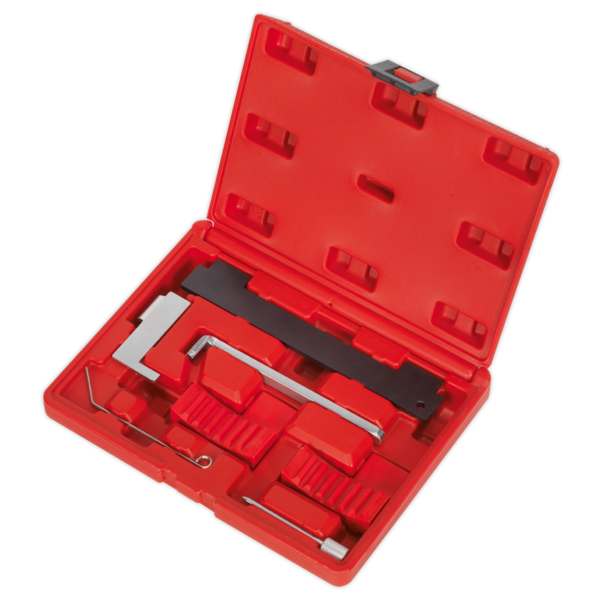 Sealey VSE5006 Petrol Engine Setting/Locking Kit - Vauxhall/Opel, Chevrolet, Saab, Alfa Romeo, Fiat - 1.4, 1.6, 1.8 Twin Thumbnail 2