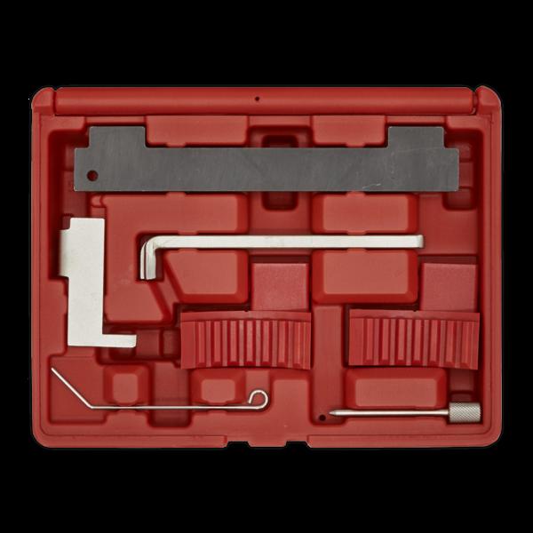 Sealey VSE5006 Petrol Engine Setting/Locking Kit - Vauxhall/Opel, Chevrolet, Saab, Alfa Romeo, Fiat - 1.4, 1.6, 1.8 Twin Thumbnail 3