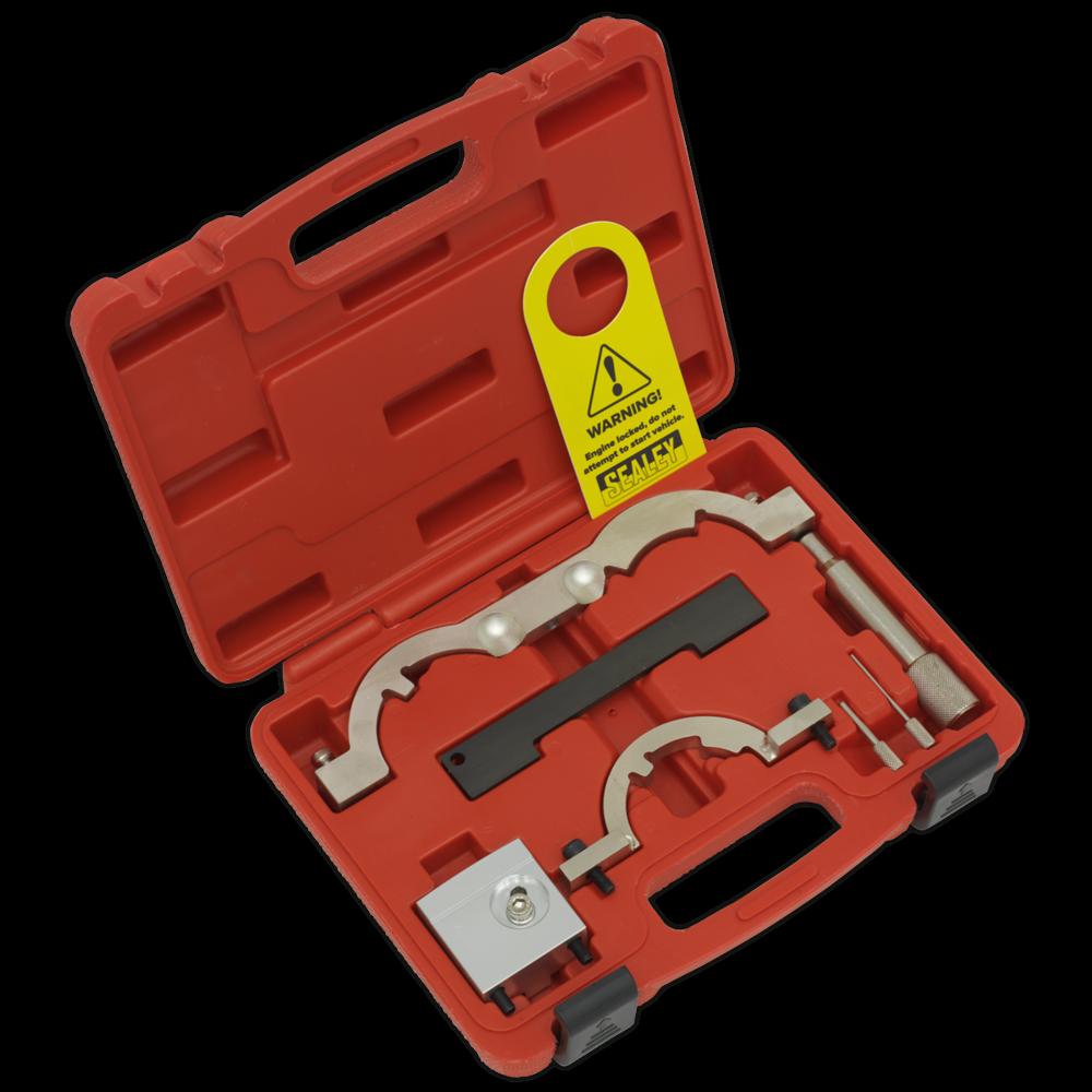 Sealey Petrol Engine Setting/Locking Kit Vauxhall/Opel, Chevrolet Chain Drive