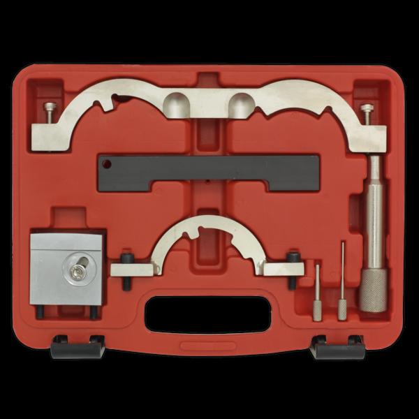 Sealey Petrol Engine Setting/Locking Kit Vauxhall/Opel, Chevrolet Chain Drive Thumbnail 2