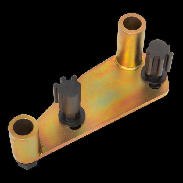Sealey VSE5033 Camshaft Sprocket Locking Tool - Renault/Nissan/Vauxhall/Opel - Petrol 1.8/2.0 16v - (F4P/F4R(t)) - Belt  Thumbnail 1