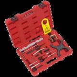 Sealey Diesel/Petrol Engine Setting/Locking Combination Kit Belt/Chain Dr