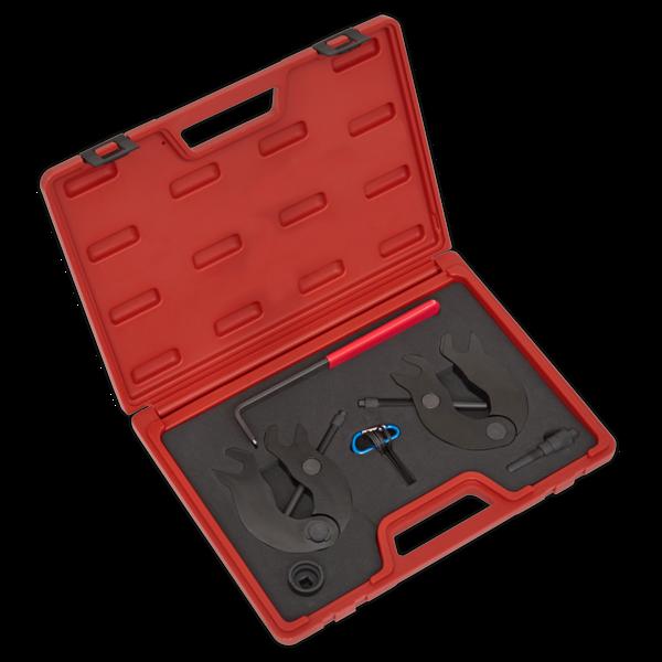 Sealey VSE5051A Petrol Engine Setting/Locking Kit Audi 3.0 V6 30v Belt Drive Thumbnail 1