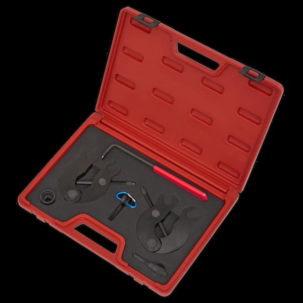 Sealey VSE5051A Petrol Engine Setting/Locking Kit Audi 3.0 V6 30v Belt Drive Thumbnail 3