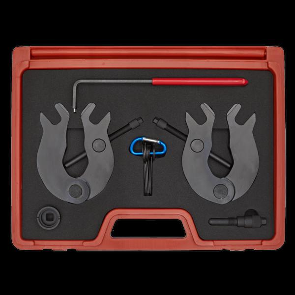 Sealey VSE5051A Petrol Engine Setting/Locking Kit Audi 3.0 V6 30v Belt Drive Thumbnail 2