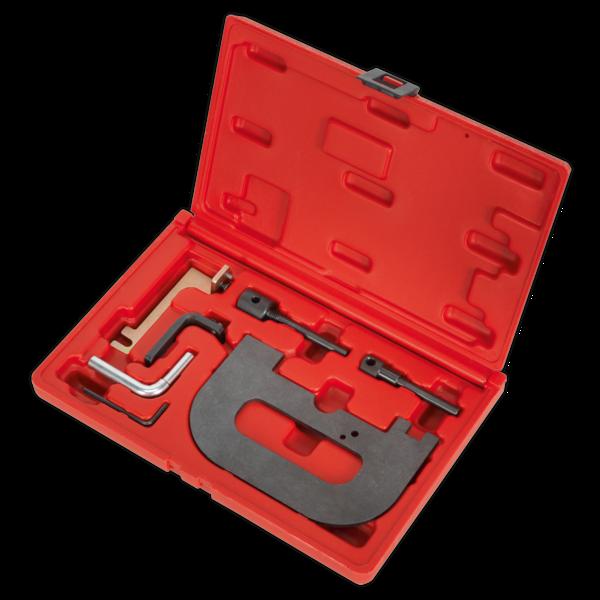 Sealey VSE5071A Petrol Engine Setting/Locking Kit - Renault 1.4, 1.6, 1.8, 2.0 16v K4J, K4M, F4P, F4R(t) - Belt Drive Thumbnail 2