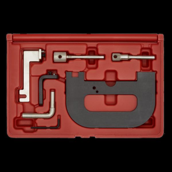 Sealey VSE5071A Petrol Engine Setting/Locking Kit - Renault 1.4, 1.6, 1.8, 2.0 16v K4J, K4M, F4P, F4R(t) - Belt Drive Thumbnail 3