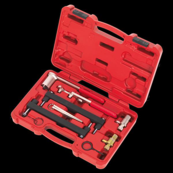 Sealey Petrol Engine Setting/Locking Kit - Jaguar, Land Rover Chain Drive Thumbnail 1