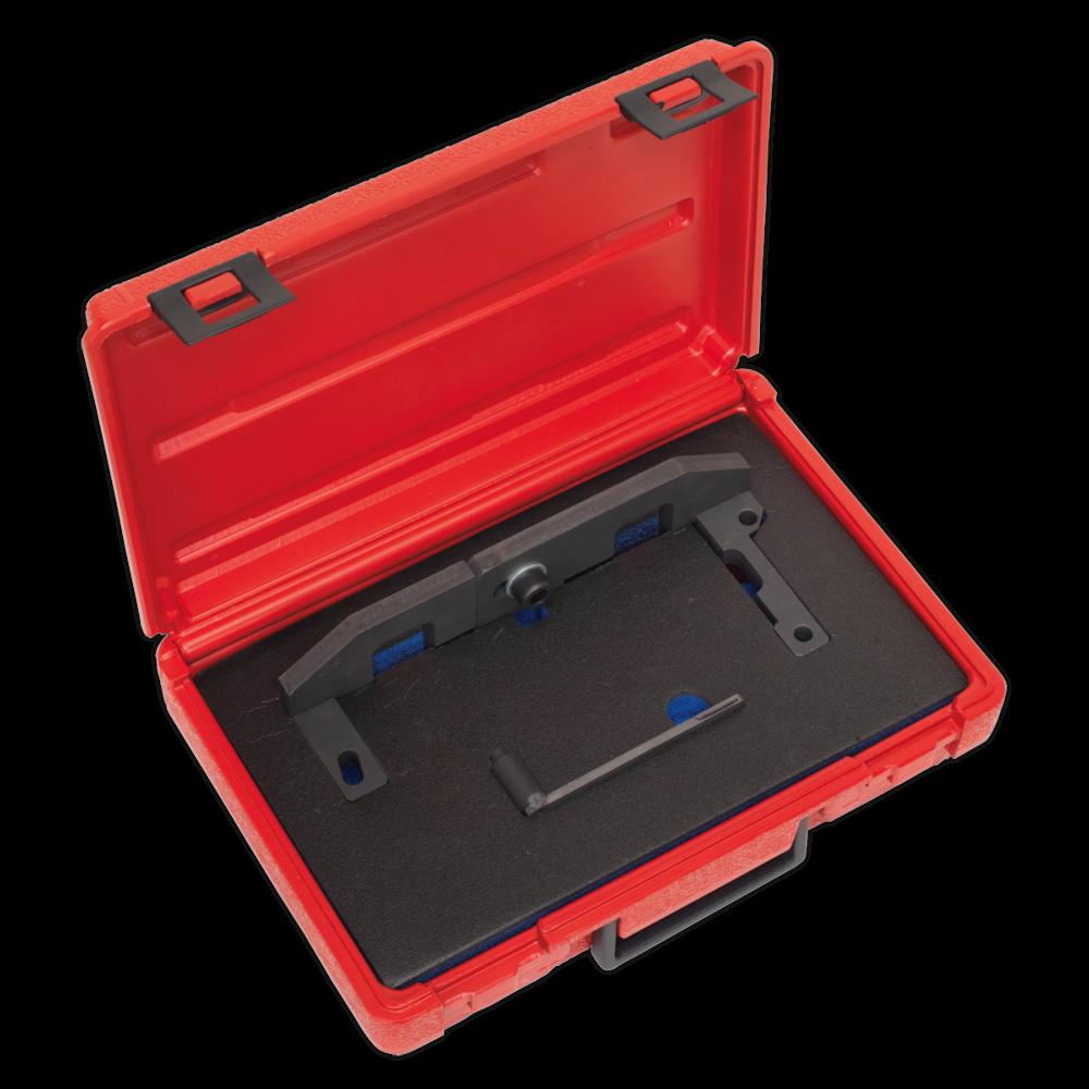Sealey VSE5092 Petrol Engine Setting/Locking Kit - Citroen, Peugeot 1.0 VTi, 1.2 VTi - Belt Drive