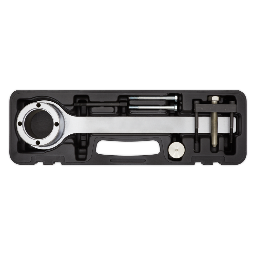 Sealey Petrol Engine Crankshaft Pulley Removal/Installation Kit Chain Drive