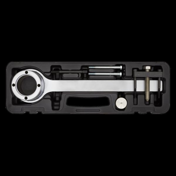 Sealey Petrol Engine Crankshaft Pulley Removal/Installation Kit Chain Drive Thumbnail 1