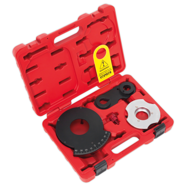 Sealey Timing Chain Elongation Testing Gauge VAG 1.2/1.4 TFSi Chain Drive Thumbnail 1