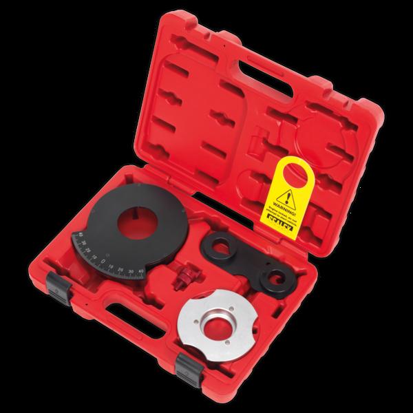 Sealey Timing Chain Elongation Testing Gauge VAG 1.2/1.4 TFSi Chain Drive Thumbnail 3