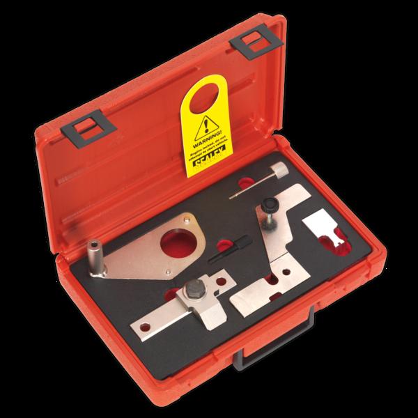 Sealey VSE5394 Petrol Engine Setting & Locking Kit - Jaguar/Land Rover 2.0 Chain Drive Thumbnail 1