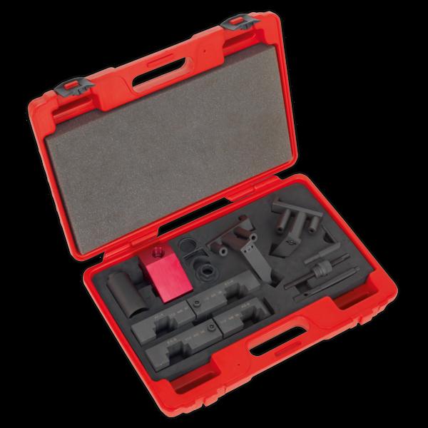 Sealey Petrol Engine Setting/Locking Kit - BMW, Land Rover, Morgan Chain Drive Thumbnail 1