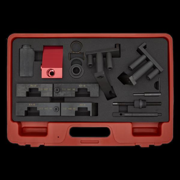 Sealey Petrol Engine Setting/Locking Kit - BMW, Land Rover, Morgan Chain Drive Thumbnail 2