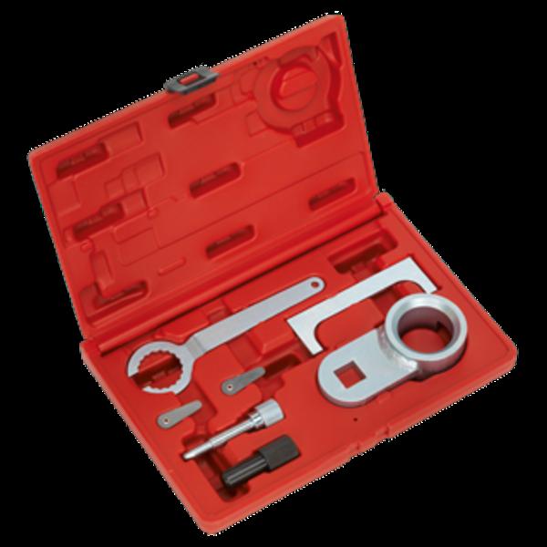 Sealey VSE5559 Diesel Engine Setting/Locking Kit - VAG 2.4/2.5D SDi/TDi/TDiCR - Belt Drive Thumbnail 1