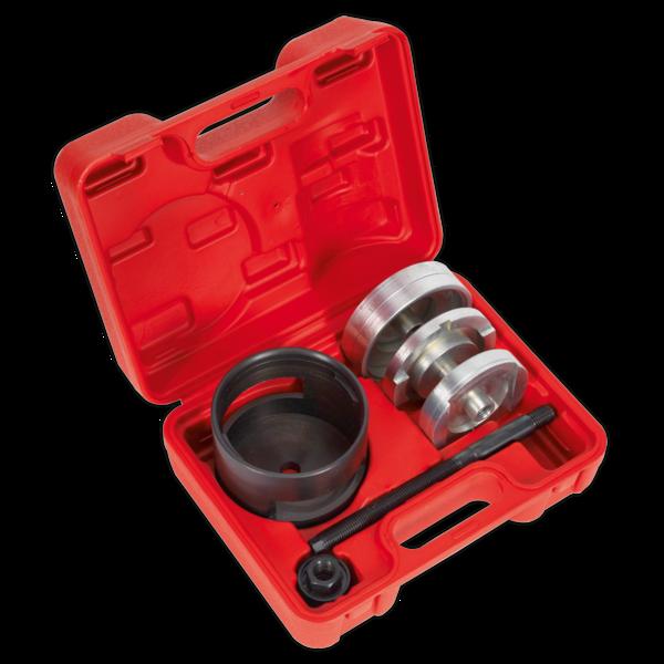 Sealey VSE5585 Rear Subframe Bush Tool - BMW E53 X5 Thumbnail 1